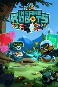 Carátula del juego Insane Robots