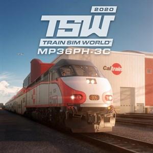 Train Sim World®: Caltrain MP36PH-3C 'Baby Bullet' Xbox One