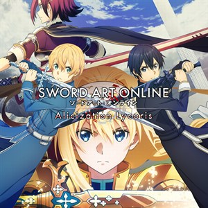 SWORD ART ONLINE Alicization Lycoris Xbox One