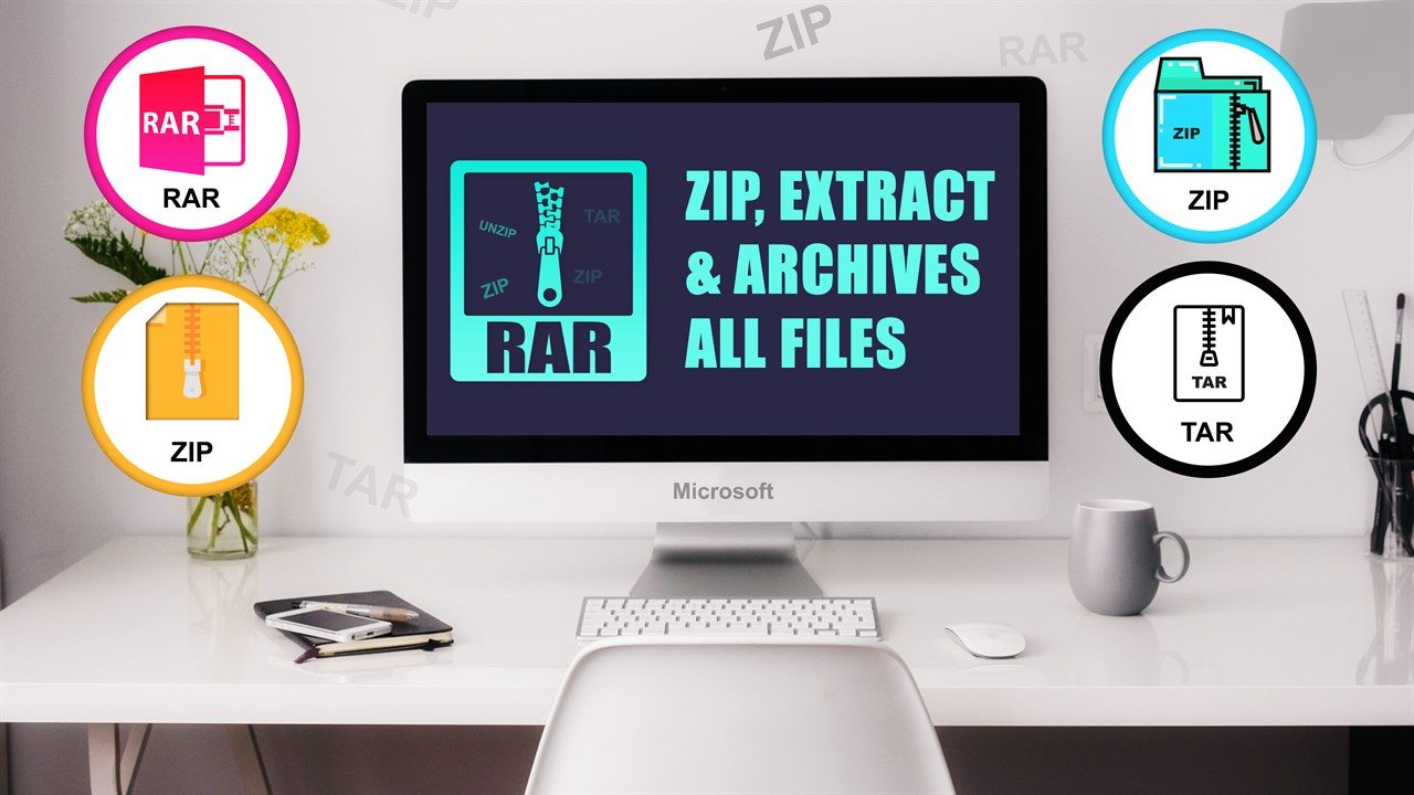 Buy Unpack Gzip, Zip & Tar Compress & Decompress - RAR & ZIP - Microsoft  Store en-HK