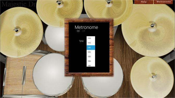 Get Majestic Drums - Microsoft Store en-SA