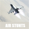 Flight Stunt Simulator-f16
