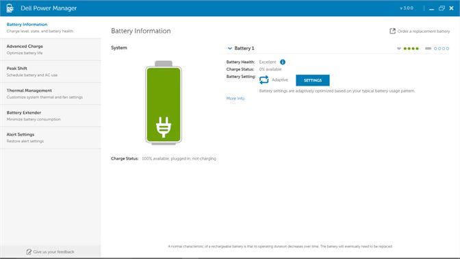 Get Dell Power Manager - Microsoft Store