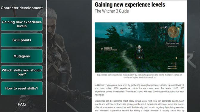 Купить The Witcher 3 Wild Hunt Guide by GuideWorlds com — Microsoft Store  (ru-RU)
