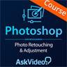 Photo Retouching & Adjustments Course for Photoshop CC