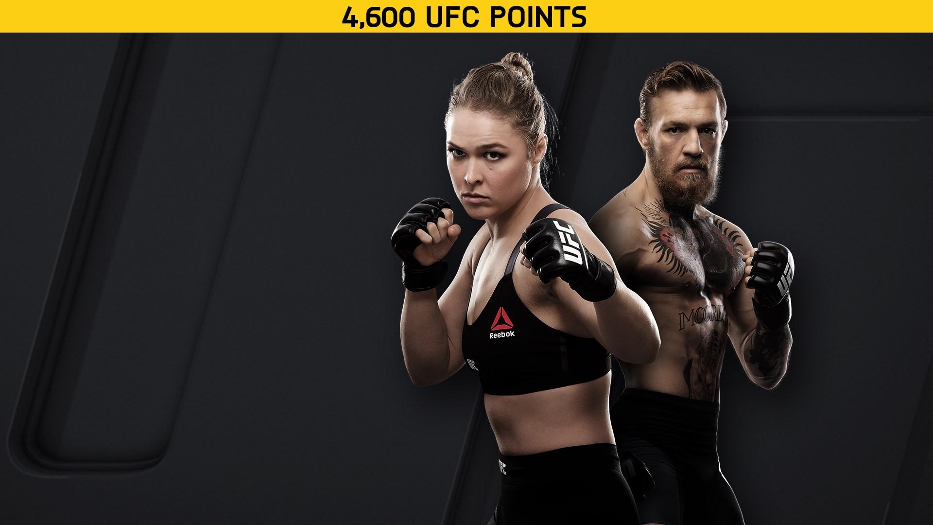 EA SPORTS™ UFC® 2 - 4.600 UFC POINTS