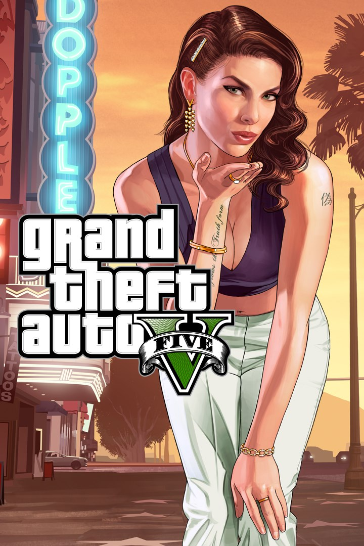 Buy Grand Theft Auto V - Microsoft Store