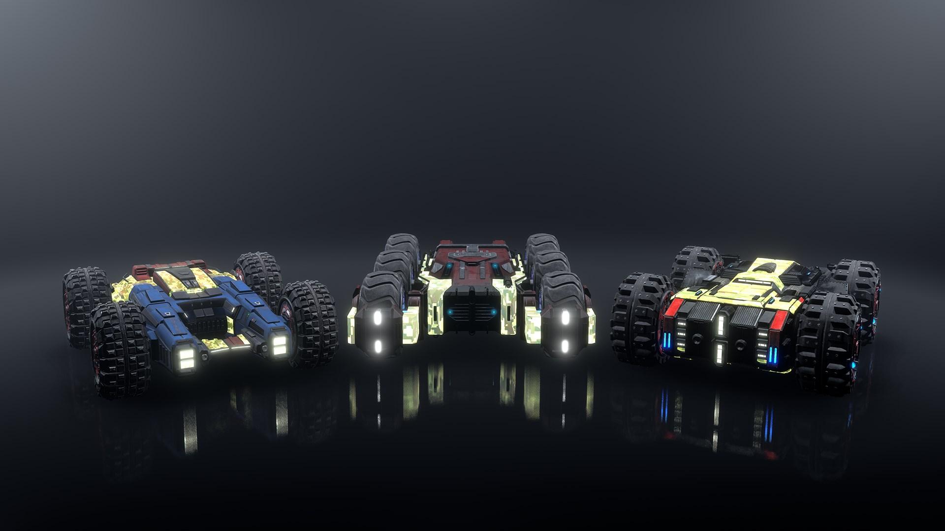 Terra Garage Kit 2