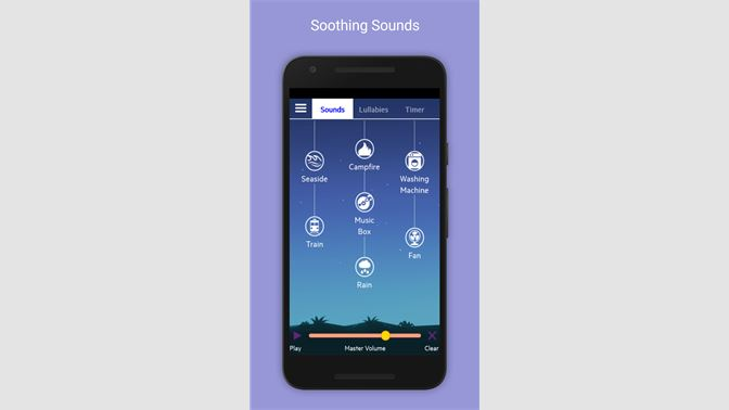 Get Baby Sleep Sound - Microsoft Store