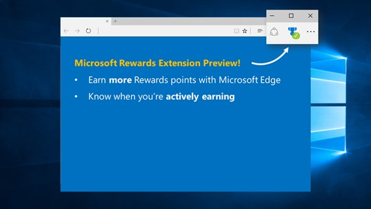 Microsoft Rewards screenshot