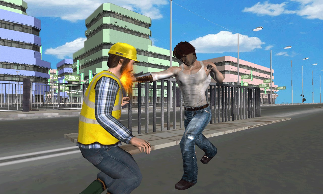 Fight of Death : Street Fighting Tiger