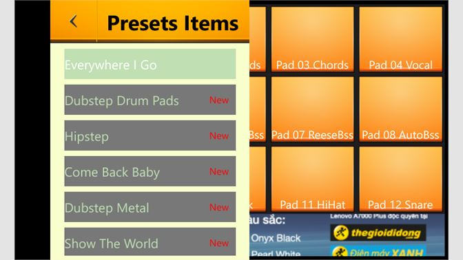 Get Dubstep Drum Pads Pro - Microsoft Store