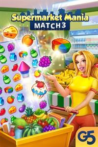 Supermarket Mania - Match 3: Shopping Adventure Frenzy