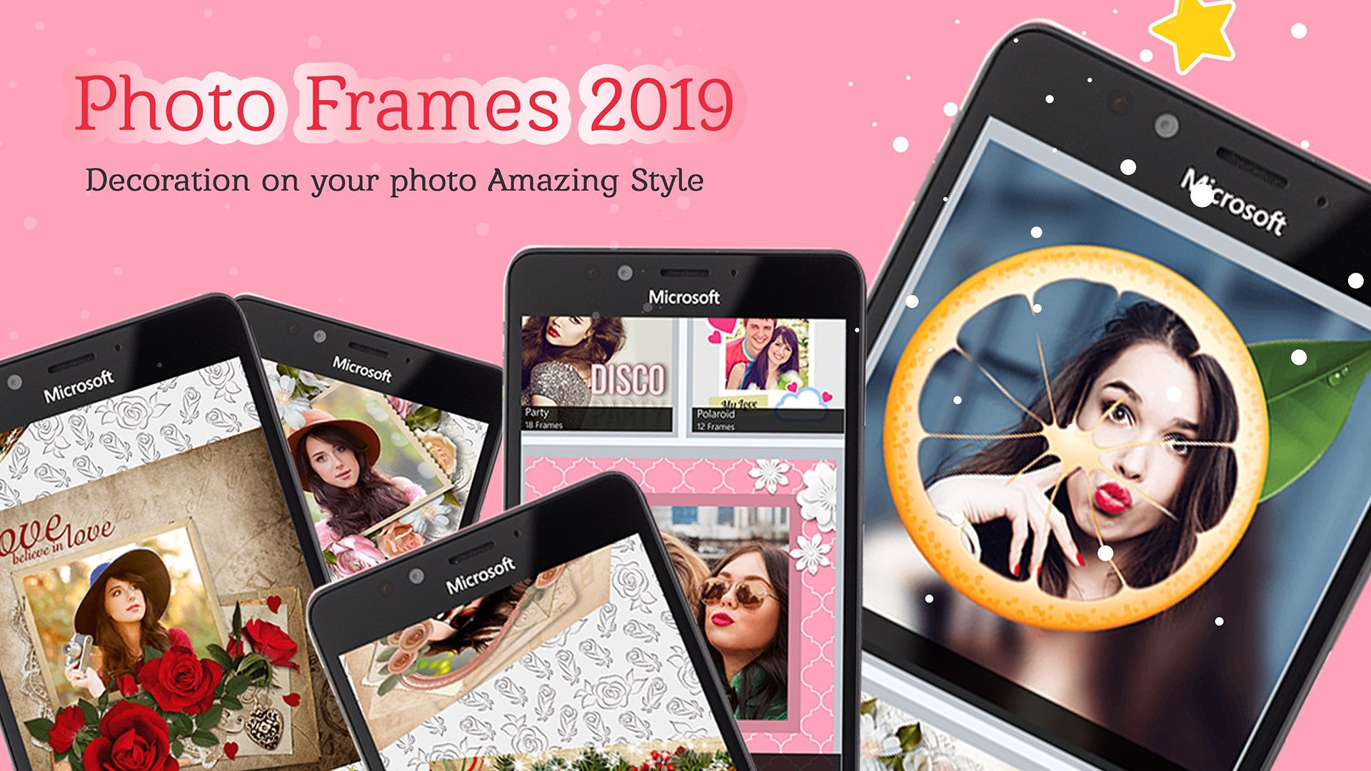 Get Photo Frames 2019 - Microsoft Store