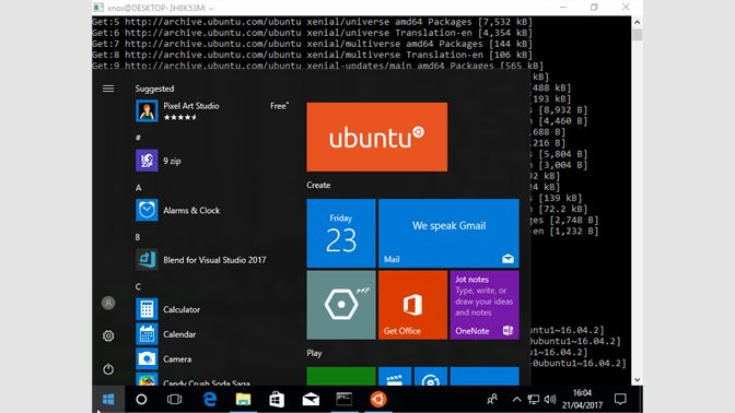 f02ed3d725c Get Ubuntu - Microsoft Store