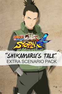 Shikamaru's Tale Extra Scenario Pack