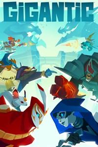 Carátula del juego Gigantic