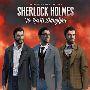 Sherlock Holmes: The Devil's Daughter Costume Pack Xbox One
