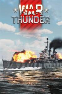 War Thunder - USS Helena Pack