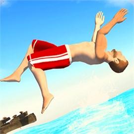 download game flip diving