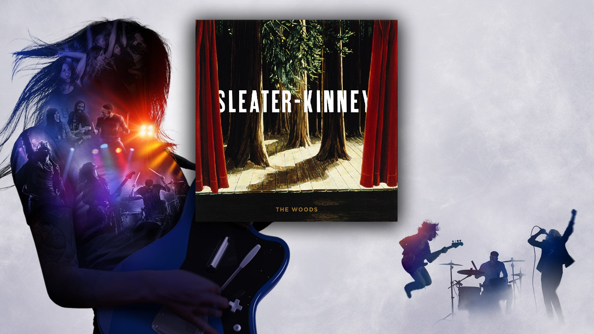 """Jumpers"" - Sleater-Kinney"