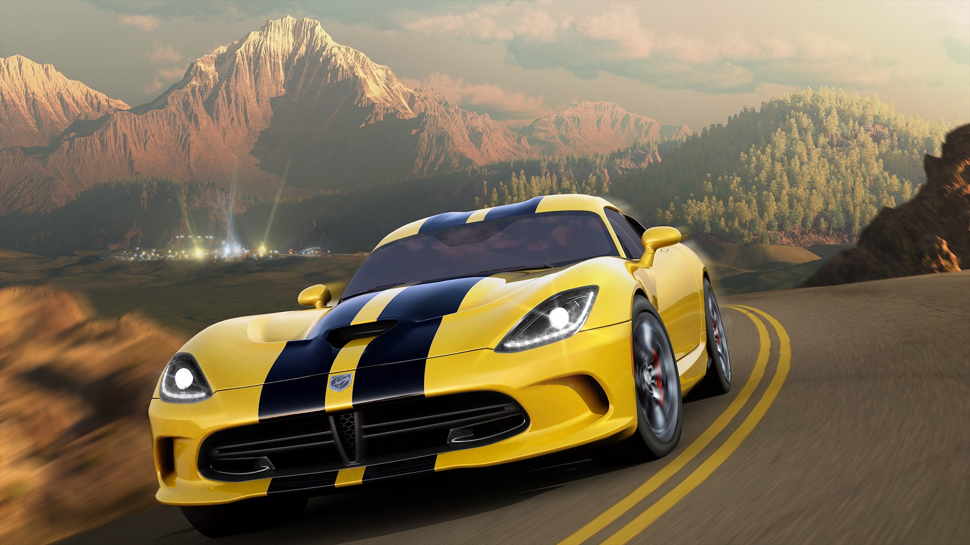 2013 Ford Shelby GT500 - Rockstar Energy