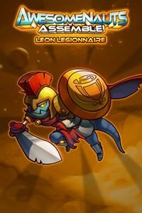 Carátula del juego Legionnaire Leon - Awesomenauts Assemble! Skin