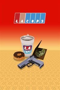 Carátula del juego LA Cops