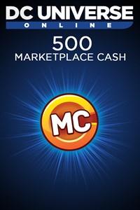 500 Marketplace Cash
