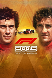 Carátula del juego F1 2019 'Anniversary and Legend Edition DLC Pack'