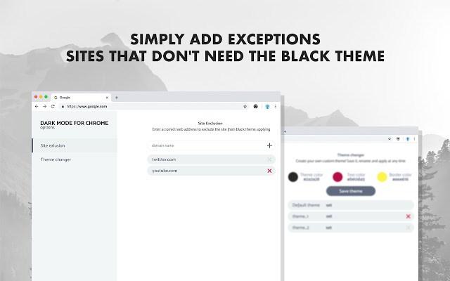 Dark Theme For Edge Microsoft Edge Addons