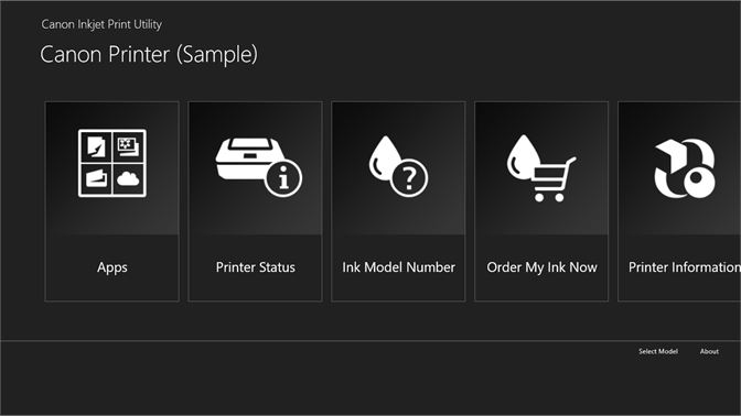 Get Canon Inkjet Print Utility - Microsoft Store