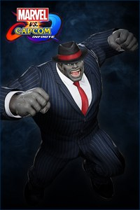 Carátula del juego Marvel vs. Capcom: Infinite - Joe Fixit Costume