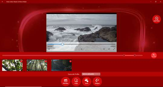 Best Video Editor Master & Music Movie Maker screenshot 3