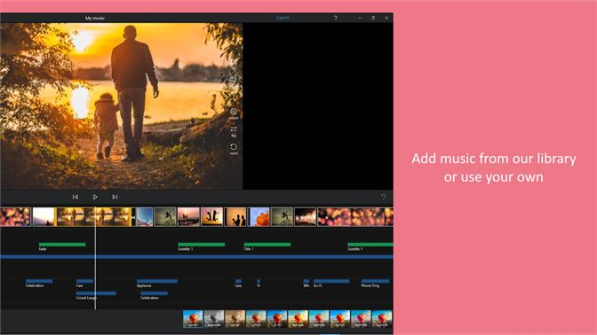 editor de videos gratis para windows 10 64 bits