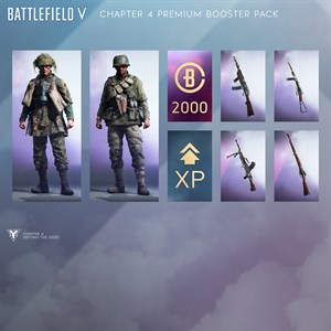 Battlefield V – Chapter 4 Premium Booster Pack Xbox One