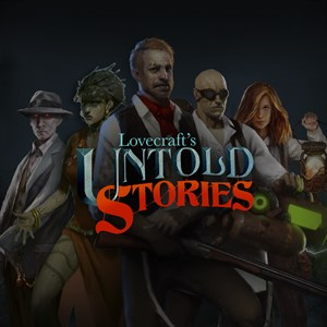 Lovecraft's Untold Stories Xbox One