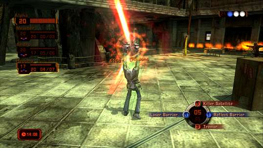 Phantom Dust screenshot 6