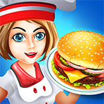 Cooking Fever Burger