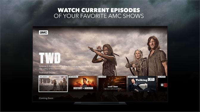 Get AMC - Microsoft Store