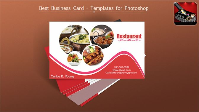 Best Business Card Templates For Photoshop Microsoft Store
