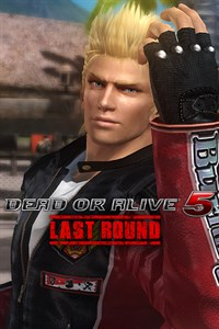 DEAD OR ALIVE 5 Last Round Character: Jacky