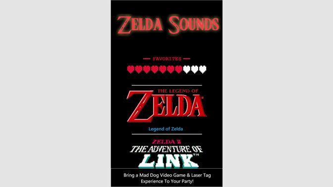 Get Zelda Sounds - Microsoft Store