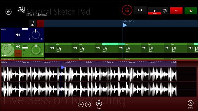 Get Musical Sketch Pad - Microsoft Store