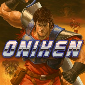 Oniken: Unstoppable Edition Xbox One