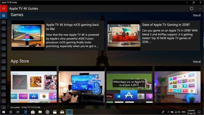 Buy Apple TV 4K Guides - Microsoft Store