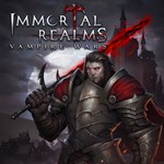 Immortal Realms: Vampire Wars Logo