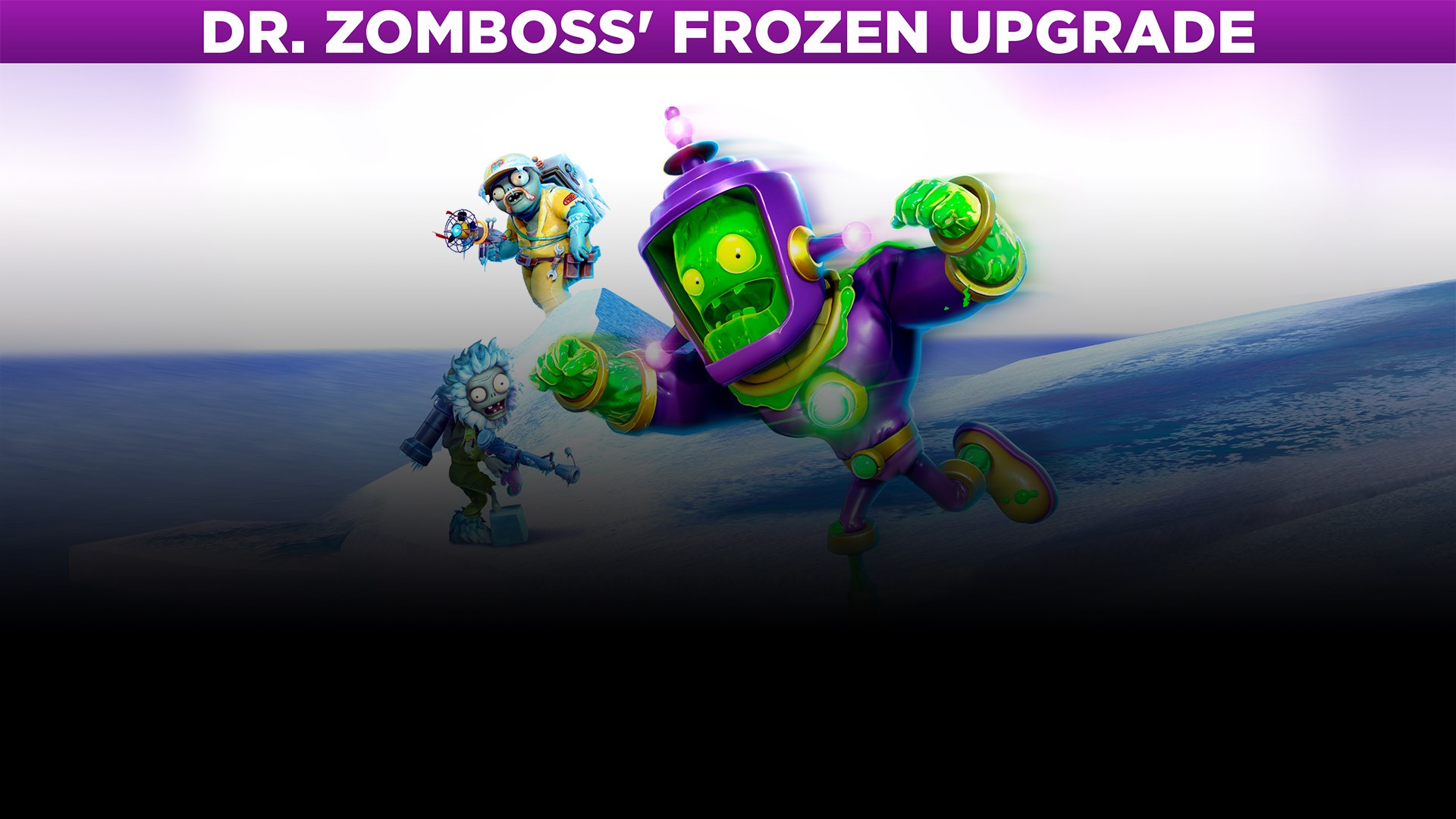 Buy Plants vs  Zombies™ Garden Warfare 2 - Dr  Zomboss' Frozen Upgrade -  Microsoft Store en-CA