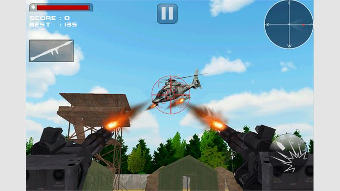 Gunship Strike Air Battle 3D