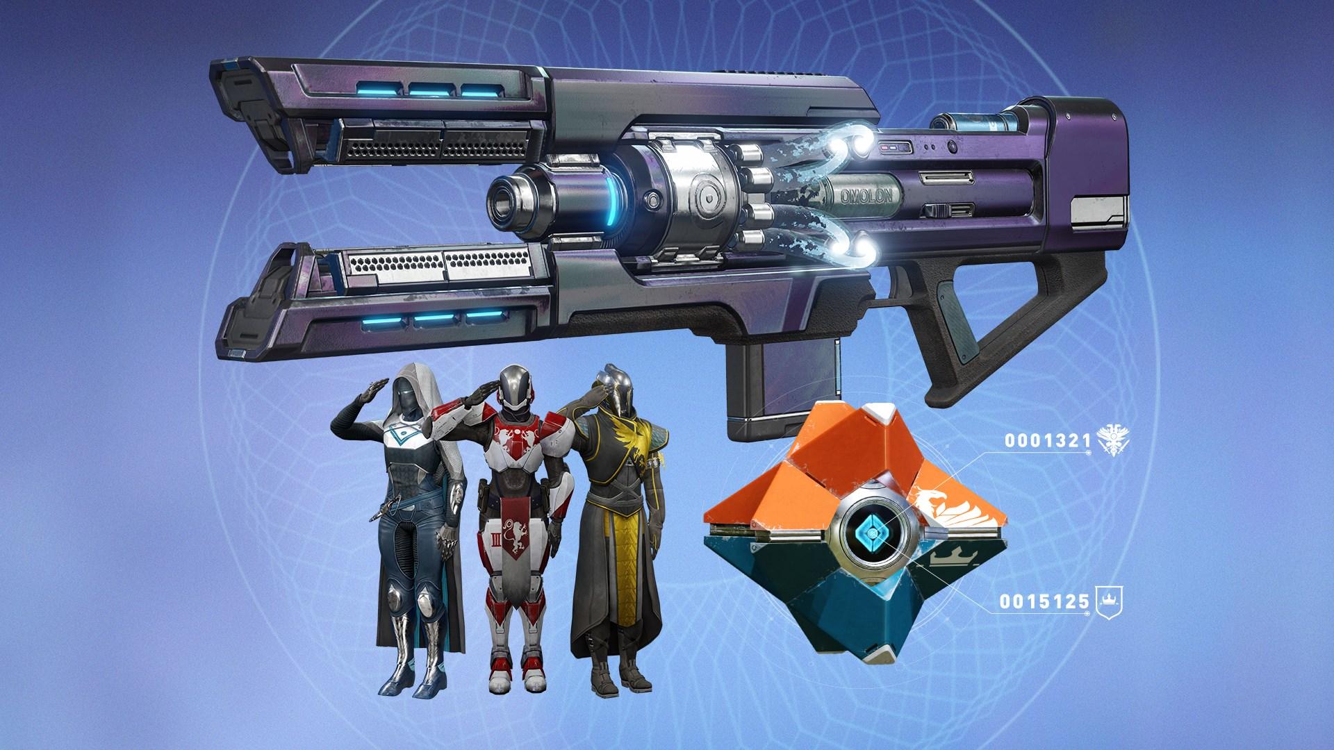 Destiny 2 - Digital forudbestillingspakke